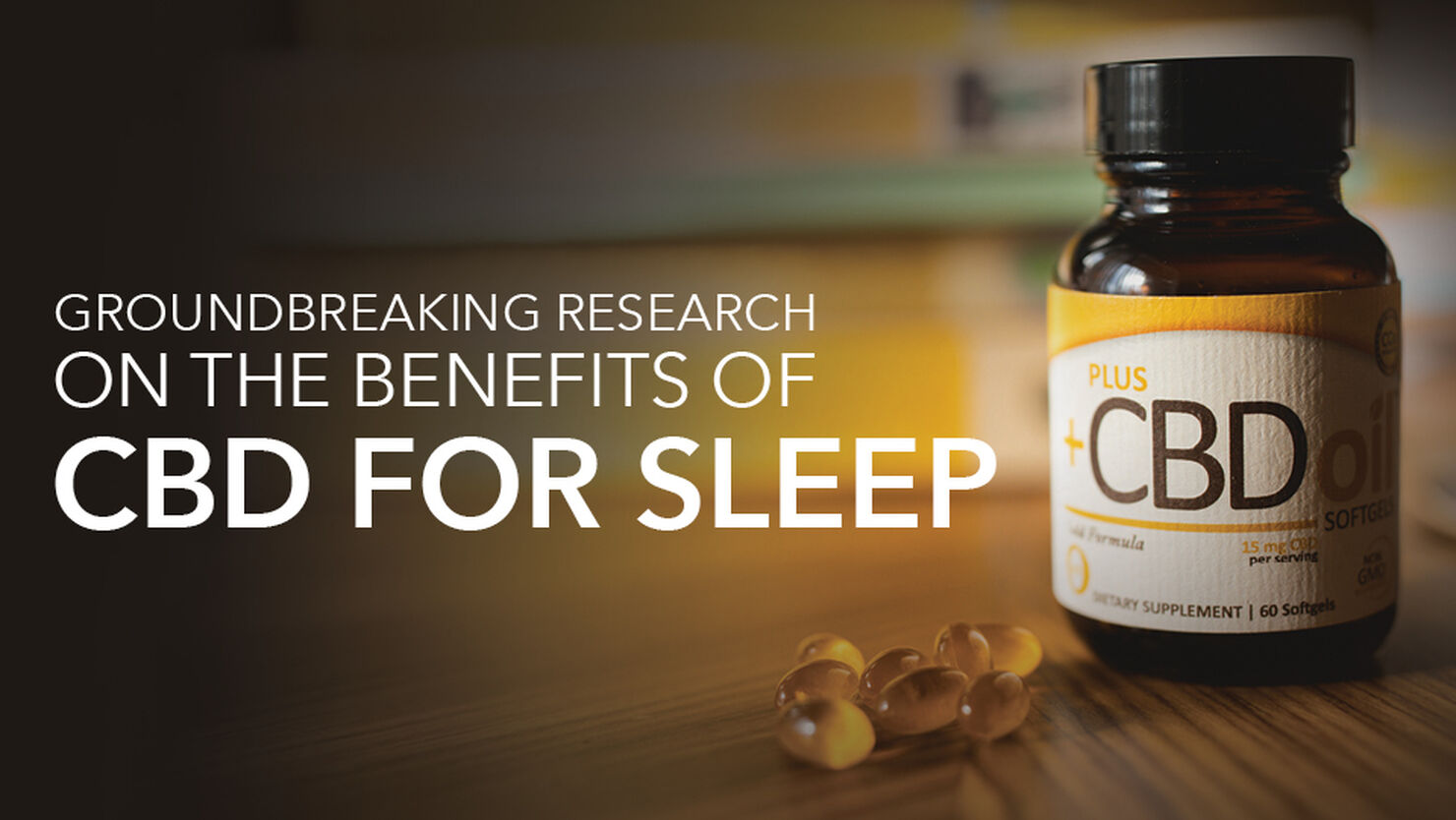 Groundbreaking Research on the Benefits of CBD for Sleep, Wellness, and Weight Loss