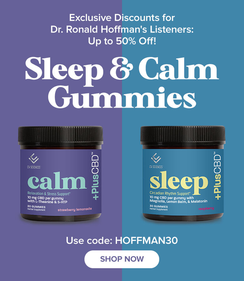 <h3>Exclusive Discounts for Dr. Ronald Hoffman's Audience<br>30-50% Off and More!</h3>