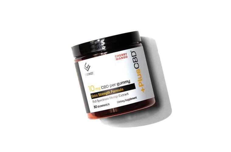 CBD Oil Gummies, 10mg, 30ct, Extra Strength Formula