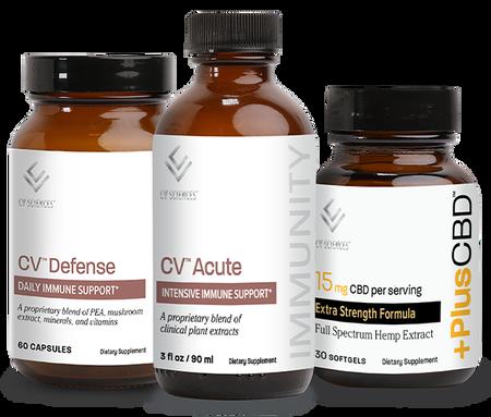 Comprehensive Immunity & Stress Bundle