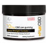 Plus CBD Extra Strength Gummies - 10 mg Cherry Mango 60 ct image number null