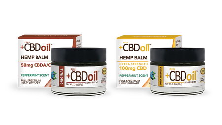 Plus CBD Balms