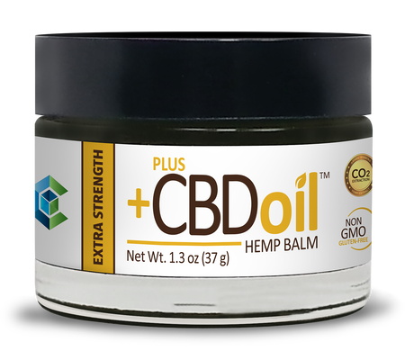 Plus CBD Balm 100mg