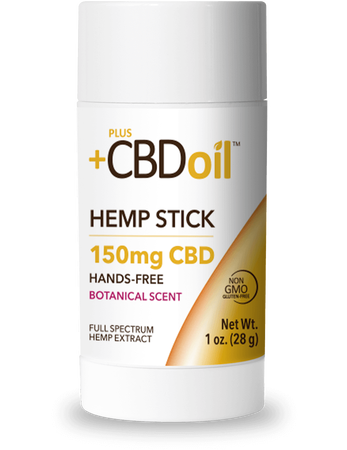 PlusCBD Oil™ Balm - Hemp Stick Gold Formula