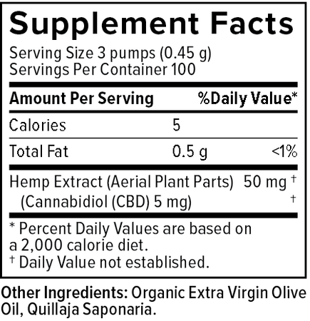 Plus CBD Drops 1.86oz 500mg Unsweetened image number null