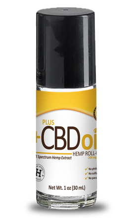 PlusCBD Oil Relief Roll