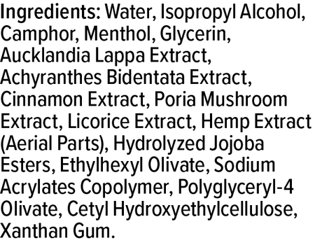 CBD ROLL-ON 500MG EXTRA STRENGTH FORMULA