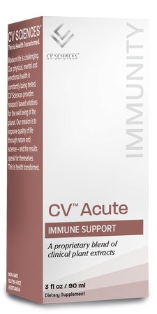CV Acute Intensive Immune Support (Non-CBD Formula) image number null