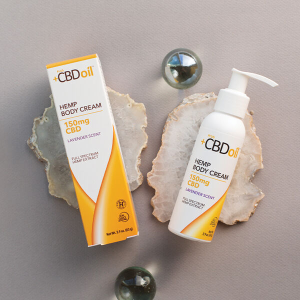 CBD Cream 150mg Lavender image number null