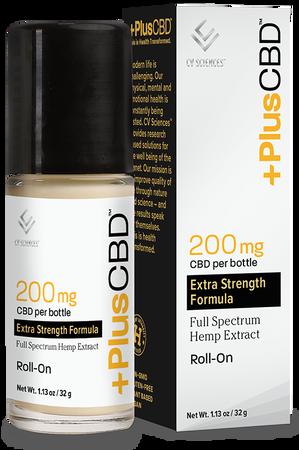 CBD Balm Roll-on Extra Strength, 200mg