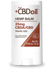Plus CBD Balm 25mg Travel Size image number null