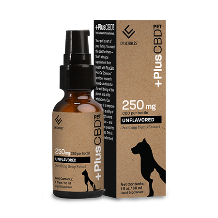 PlusCBD PET 250mg Unflavored image number null