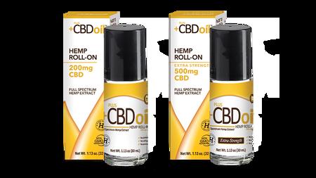 CBD Roll-ons