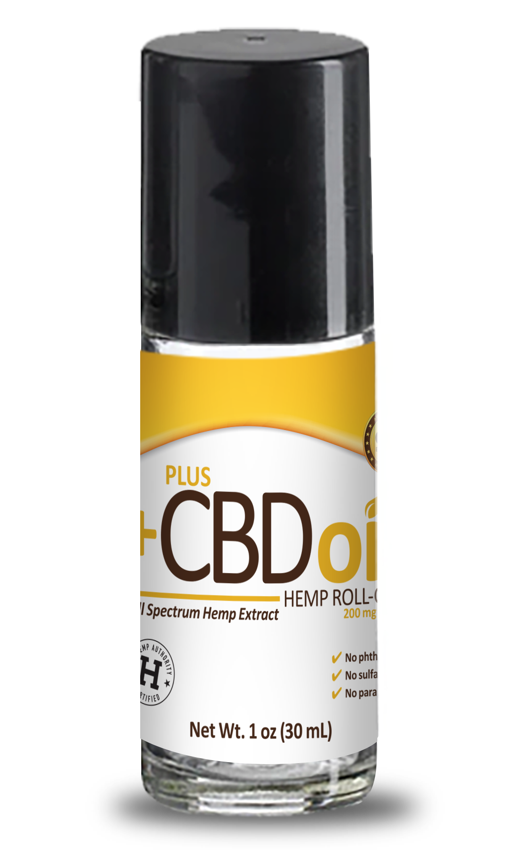 PLUS CBD Oil Gold Softgels - Chicago ...stressreliefcenter.com · In stock