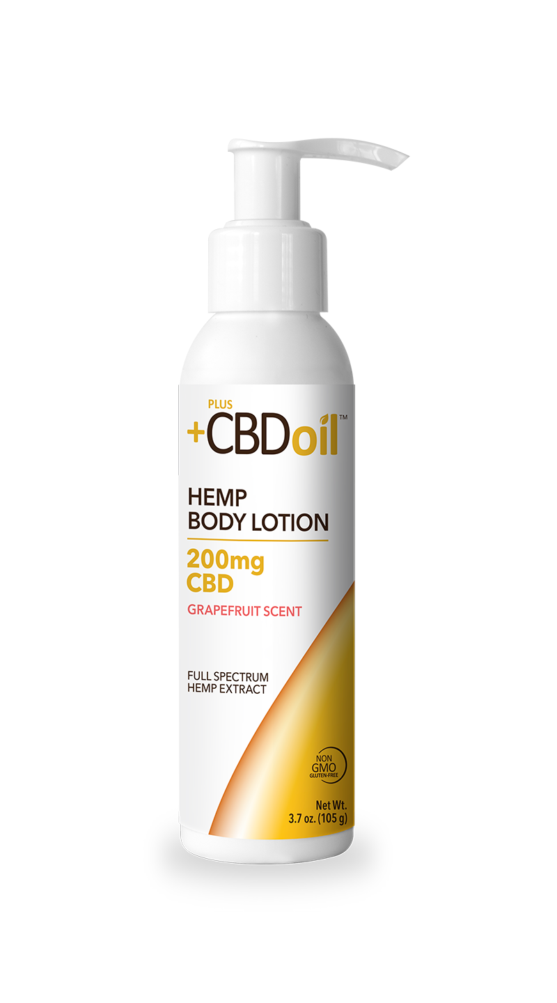 CBD Lotion 200mg Grapefruit image number null